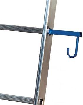 Gancho de acero portaherramientas para escalera: Amazon.es: Bricolaje y herramientas