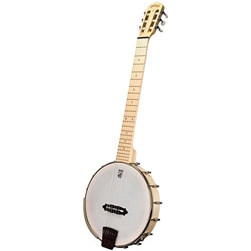Deering Goodtime Solana 6-String (6 String Banjo Deering)