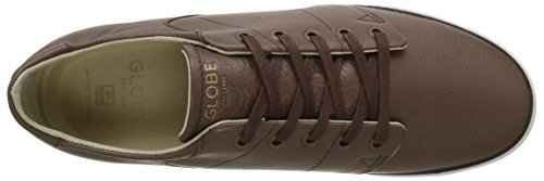 Los Shoe Lifestyle Angered Chocolate Low Globe Men's xqIPvgX