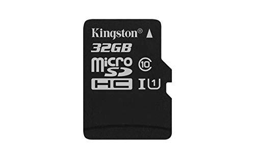 Amazon.com: Kingston - Tarjeta de memoria SDXC y adaptador ...