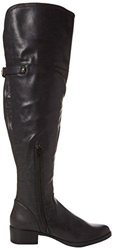 Head Over Heels Women's Tullulah Riding Boots Black (Black) pXsmZ