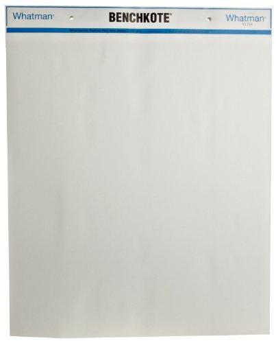 50m Length x 600mm Width Whatman 2301-6160 Benchkote Plus Surface Protector Reel