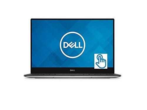 2018 Premium Dell XPS 13 9360 13.3 Full HD Infinity Edge IPS Touchscreen Business Laptop - Intel Dual-Core i5-7200U 8GB DDR3 256GB SSD MaxxAudio Backlit Keyboard 802.11ac Webcam Thunderbolt 3 Win 10