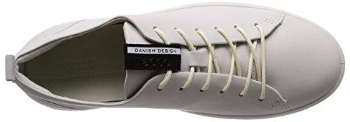Ecco La Sneaker Bianca Da Uomo 8 Cravatta Leggera