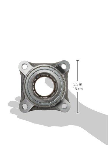Cross Bearing Reference660767 : Wjb wa front wheel hub bearing assembly