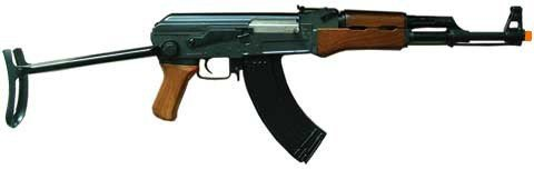 cyma aeg full auto airsoft full size full metal ak-47 350 fps cm028s airsoft gun(Airsoft Gun) (Best Ak 47 On The Market)