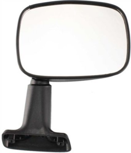 CPP Left /& Right Textured Black Non-Heated Mirror for 84-86 Toyota 4Runner Pickup