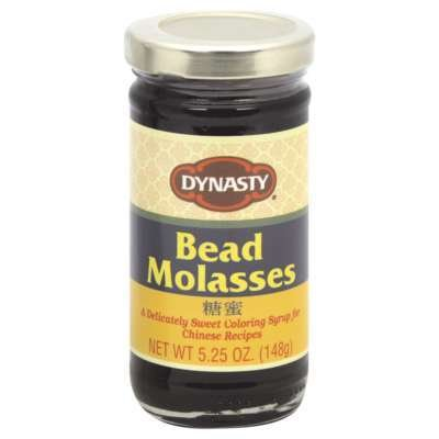 Dynasty Bead Molasses, 5.25 Ounce (Pack of 12) ()