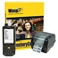 WASP BARCODE TECHNOLOGIES Inventory Control RF Professional - Complete package - 5 PCs - Win, Pocket PC - with HC1 & WPL305 / 633808391348 /