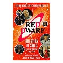 Red Dwarf Quiz Book 02 A Question Of Smeg