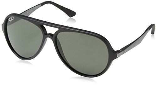 Ray Ban 0RB4235 Polarized Aviator Sunglasses product image