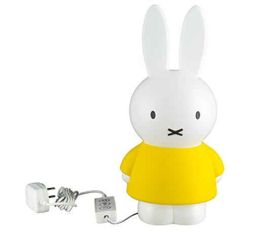 Sweet dreams with miffy nijntje 12 led night lamp dim import it all - Miffy lamp usa ...