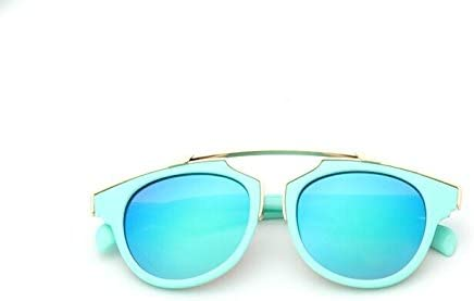 Cool Niedlich Gafas de sol (Cristal Color: Green Box verdes ...