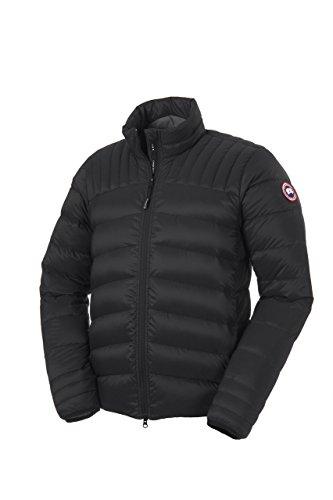 UPC 801688614967, Canada Goose Brookvale Mens Jacket Large Black/Graphite