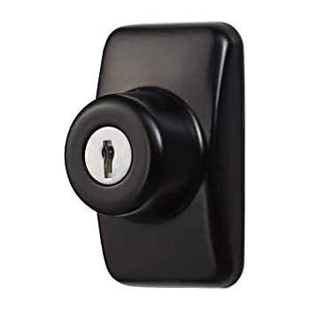 Ideal Security Inc Skglkbl Gl Keyed Deadbolt For Storm