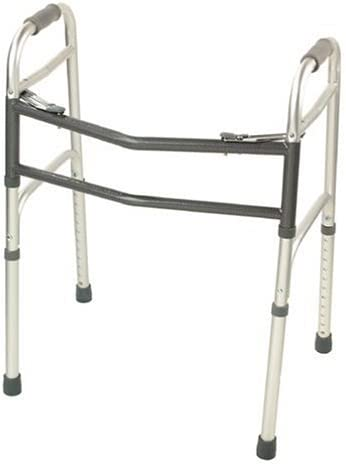 B0007VNZVS Medline Bariatric Folding Walker 31W7BA12RHL