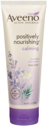 Aveeno Positively Nourishing Calming Lotion, 7 Ounce