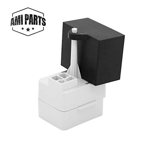 W10613606 Refrigerator Compressor Start Relay and Capacitor by AMI PARTS-Compatible with Whirlpool Kenmore Refrigerators-Replace W10416065 PS8746522 67003186