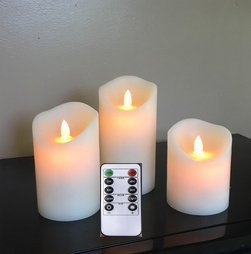 Flameless Candles Control Battery Operated product image
