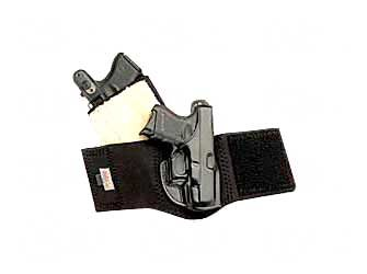 """Galco Ankle Glove Ankle Holster Right Hand Black 3.25"""" Glk26 AG286 from Galco"""