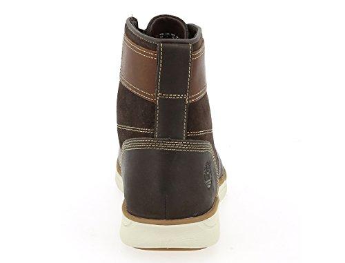 Boots Uomo Bradstreet Marrone Boot Stivali Timberland Timberland Ca177x zqFAfww
