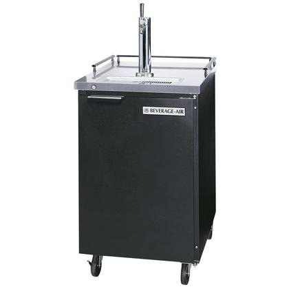 Beverage-Air BM23B Black Beer Dispenser 24