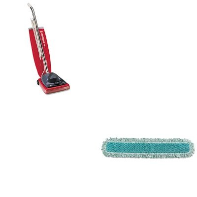 KITEUKSC684FRCPQ438 - Value Kit - 36quot; Microfiber Dust Pad with Fringe (RCPQ438) and Commercial Vacuum Cleaner, 16quot; (EUKSC684F)