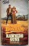 Rawhide Guns, Frank Bonham, 0425048152