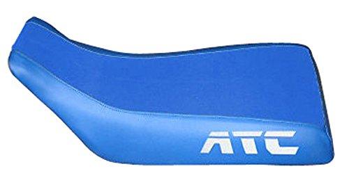 Honda ATC 350X Blue Logo Seat Cover Trotzen Sports