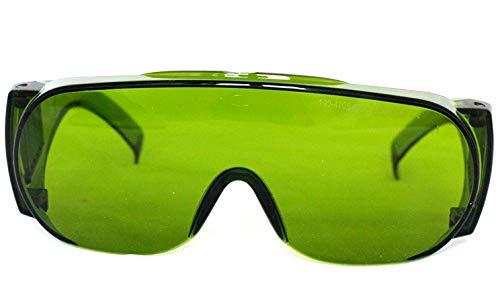 EP-8広いスペクトル連続吸収レーザー安全ゴーグル190nmの-470nmの波長800nm-1700nm保護266nm 441.6nmの1064nmの808nmのの810nmの904nmと980nmの1510nmと1530nmと1610nmのレーザ保護眼鏡