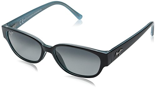 maui-jim-punchbowl-219-03-polarized-rectangular-sunglassesblack-blue-frame-neutral-grey-lensone-size