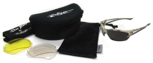 Edge Eyewear TSDK21DCK Khor Safety Glasses Kit with Digit...