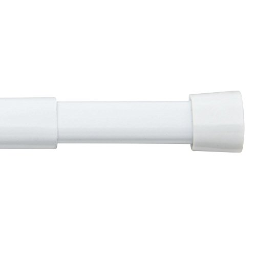 - Bali Blinds Oval Spring Tension Rod, 22-36