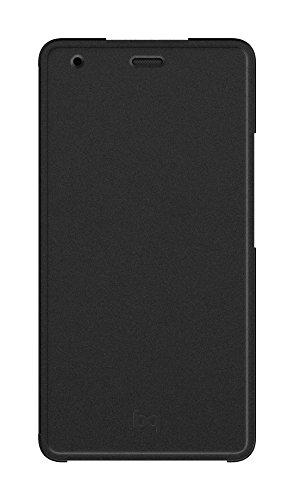 BQ BXBQ441 - Funda para Aquaris E5 4G LTE / E5s, color negro