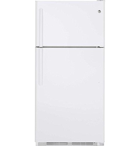 GE GTS21FGKWW 20.6 Cu. Ft. White Top Freezer Refrigerator
