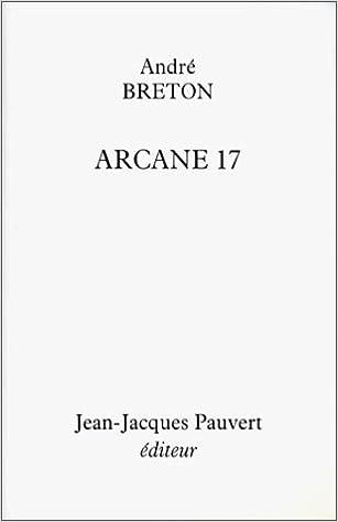 Lire un Arcane 17 pdf epub