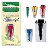 Clover Bias Tape Makers, Package Includes all 5 sizes
