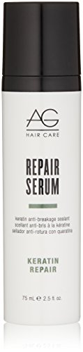 - AG Hair Keratin Repair Serum Keratin Anti-Breakage Sealant, 2.5 Fl Oz