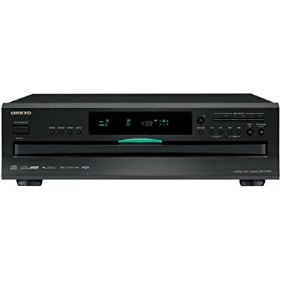 onkyo-dxc390-6-disc-cd-changer