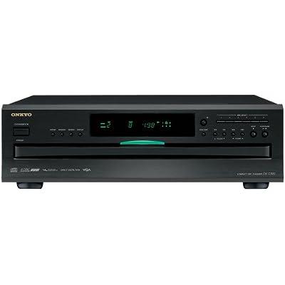 onkyo-dxc390-6-disc-cd-changer