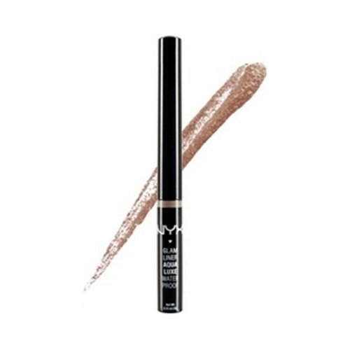 (3 Pack) NYX Glam Liner Aqua Luxe Collection - Glam Nude