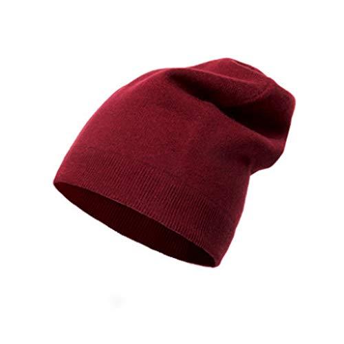 Orejeras De Libre Al Sombrero Suave Aire CáLido Sombrero Y Zapatos OtoñO Moda Compras Punto Sombrero Invierno Masculino CóModo con B Juventud E Actividades Estudiante Capucha Baotou Ugdq1P