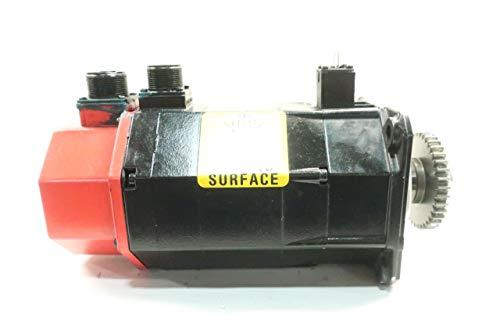 FANUC A06B-0162-B175 6A AMP 200HZ 144V-AC 3PH 1.4KW 6NM SERVO Motor D638236