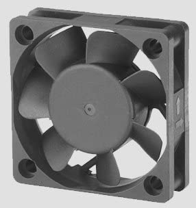 35 x 35 x 10mm-5V DC BRUSHLESS FAN EZ Fan /& Blower CO Commonwealth FP-108P//DC