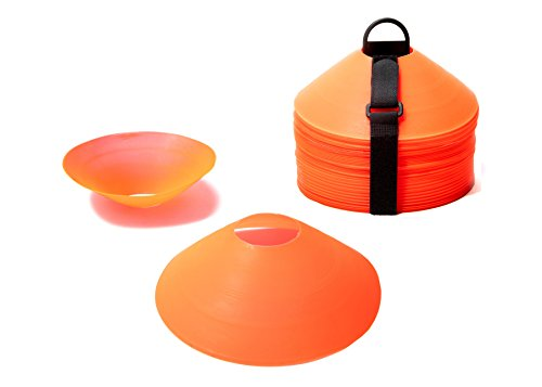 "Shot Taker Co. 2"" Disc Cones (Set of 50) 