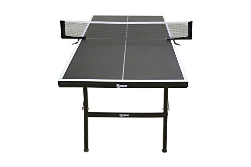 Smash Marvel Midsize Table Tennis Table (Black) Sporting Goods Indoor Games Ping  Pong Ping Pong Tables