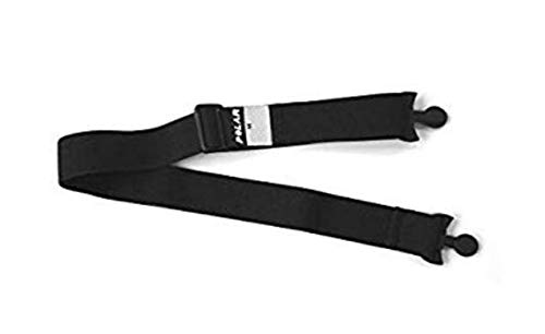 Polar Replacement Strap for T31C Coded Heart Rate Transmitter, Medium (Coded Replacement Transmitter)