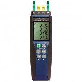 Sper Scientific 900005 High Accuracy Thermocouple Thermometer, 4 Channel Datalogging