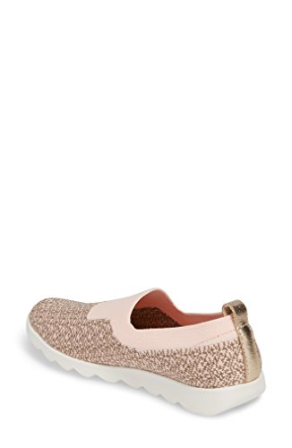Chaussures Comfortiva Loafer Washed Femmes Rose Ginger HRqRY0E