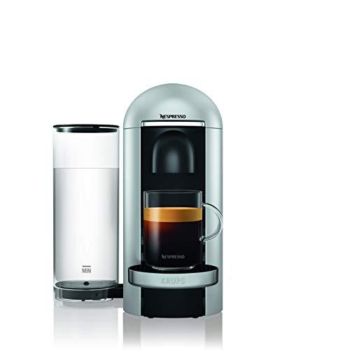 Krups Nespresso Vertuo Plus XN900E koffiecupmachine – CENTRIFUSIE -technologie, Roterende cups voor het perfect zetten…
